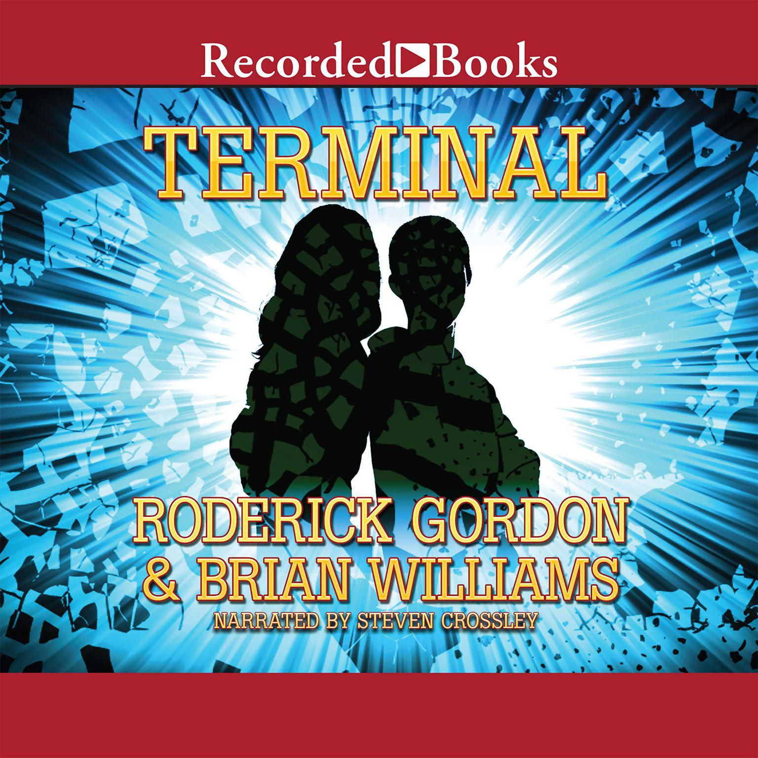 Printable Terminal Audiobook Cover Art