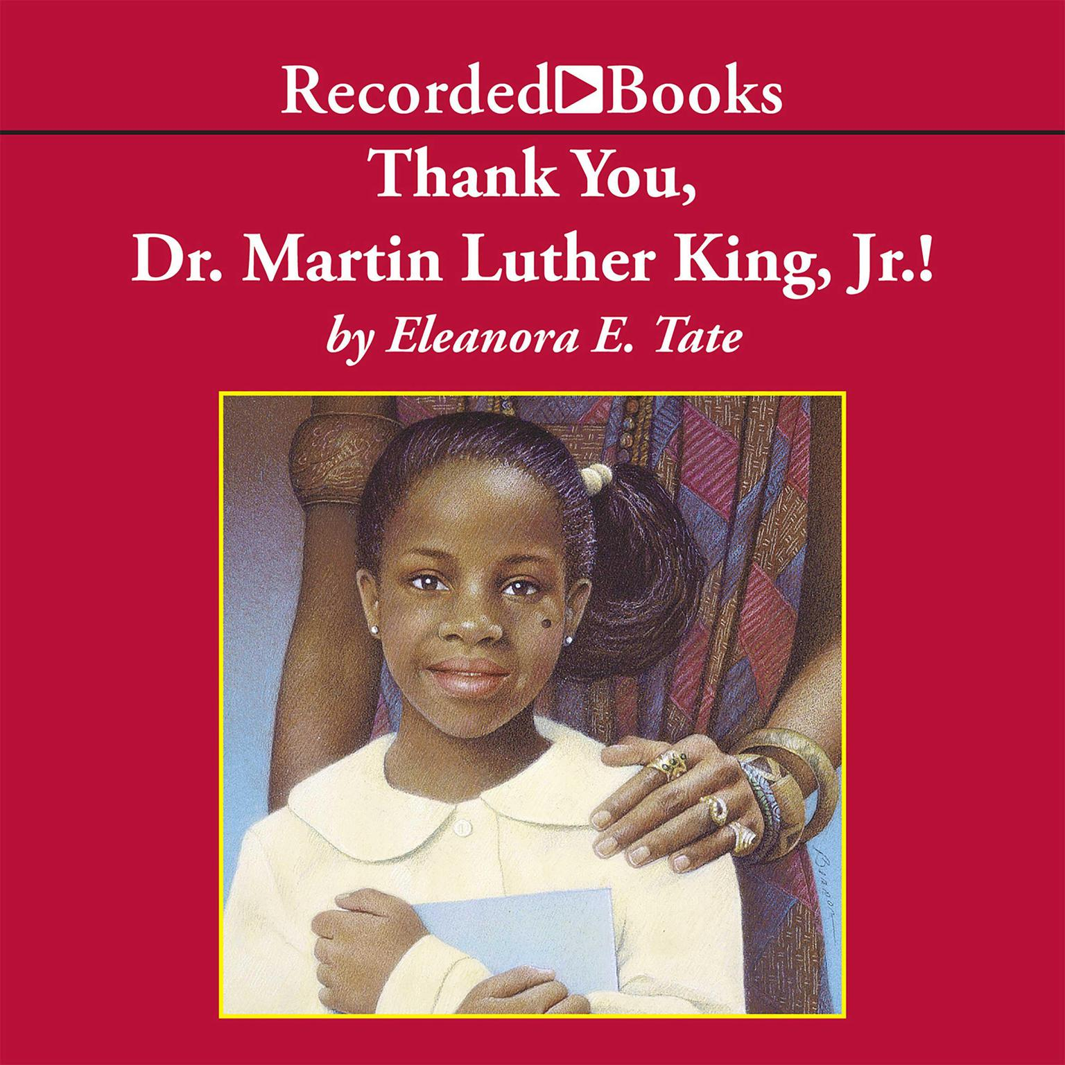 Printable Thank You, Dr. Martin Luther King, Jr.! Audiobook Cover Art
