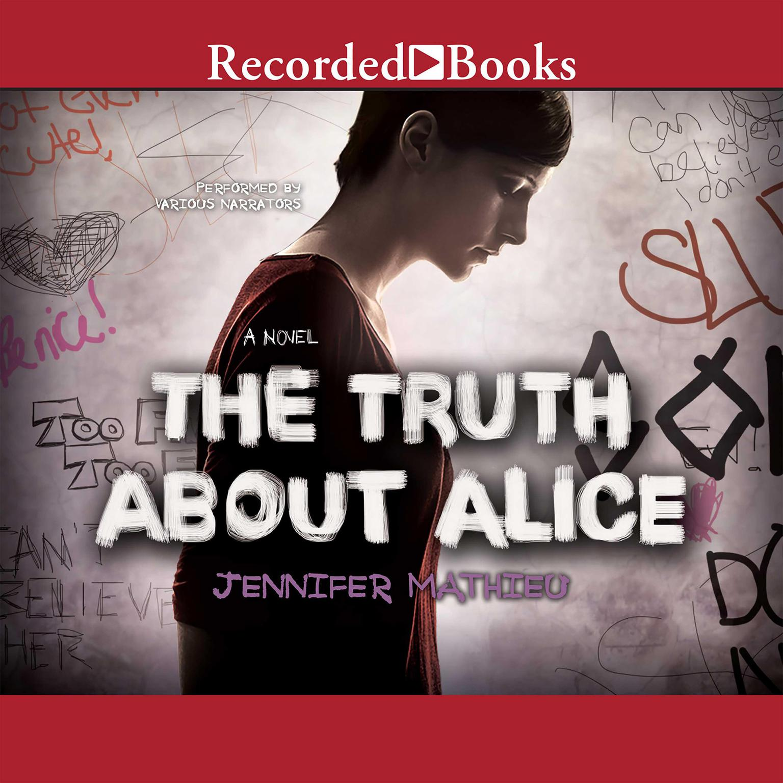 Printable The Truth About Alice: A Novel Audiobook Cover Art