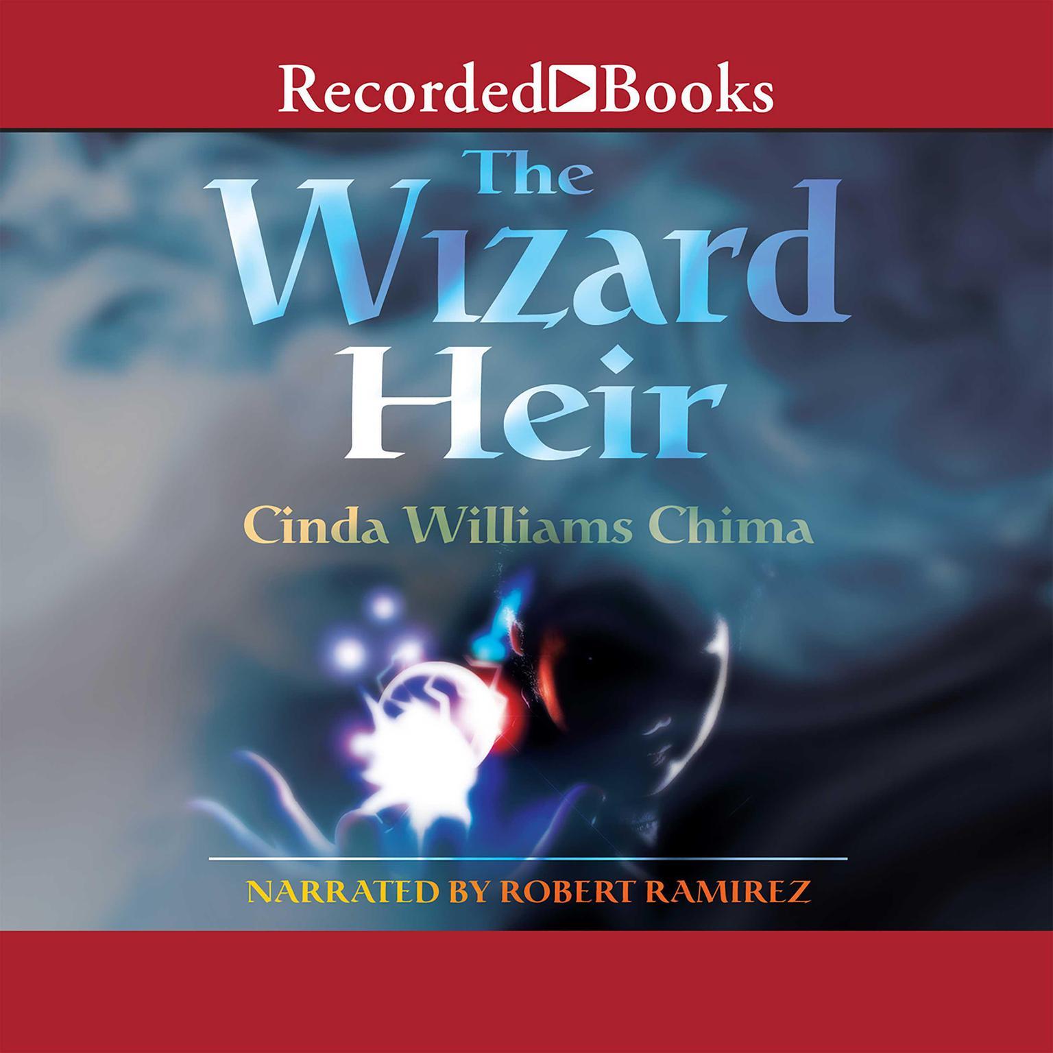 Printable The Wizard Heir Audiobook Cover Art
