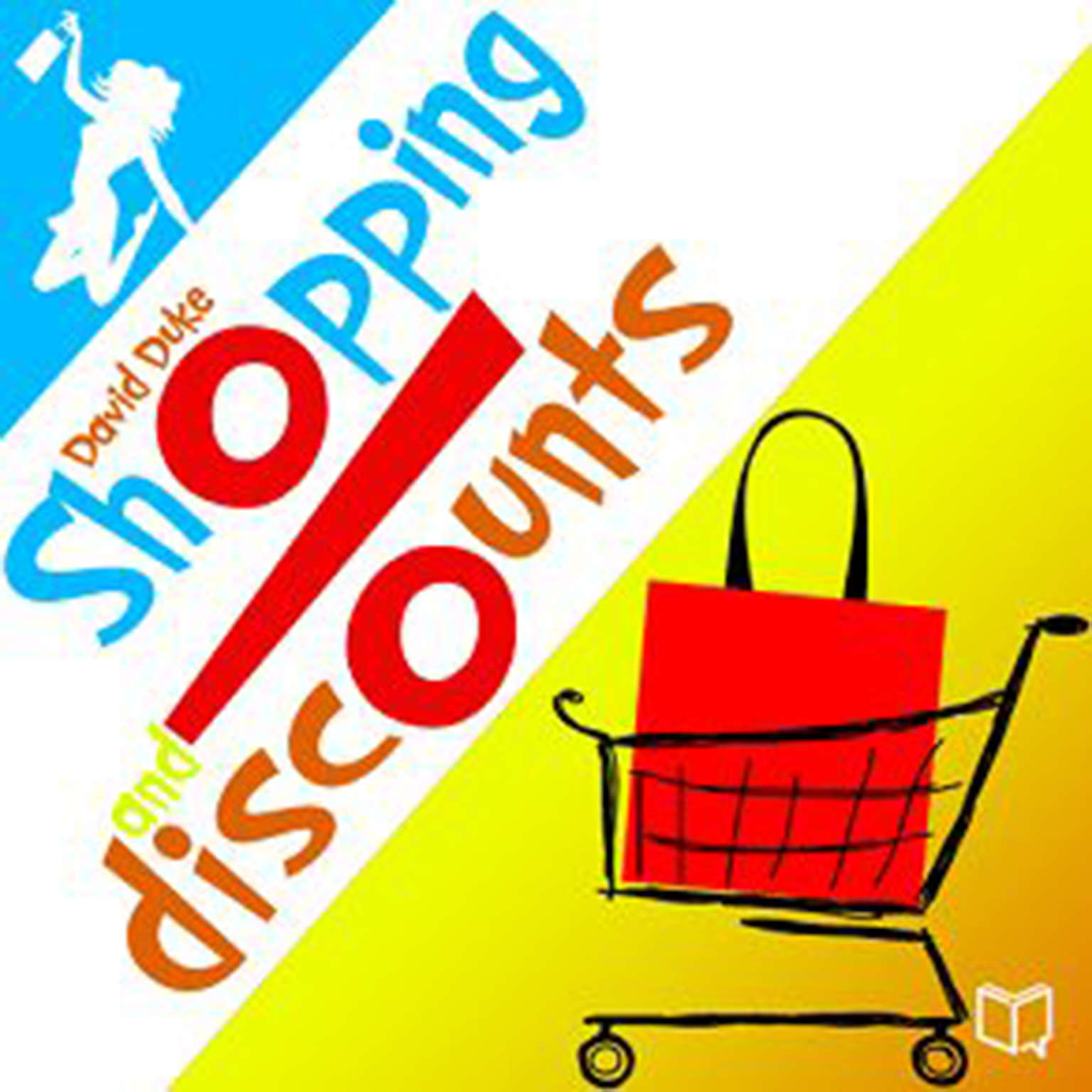 Shopping and Discounts Audiobook, by David Duke