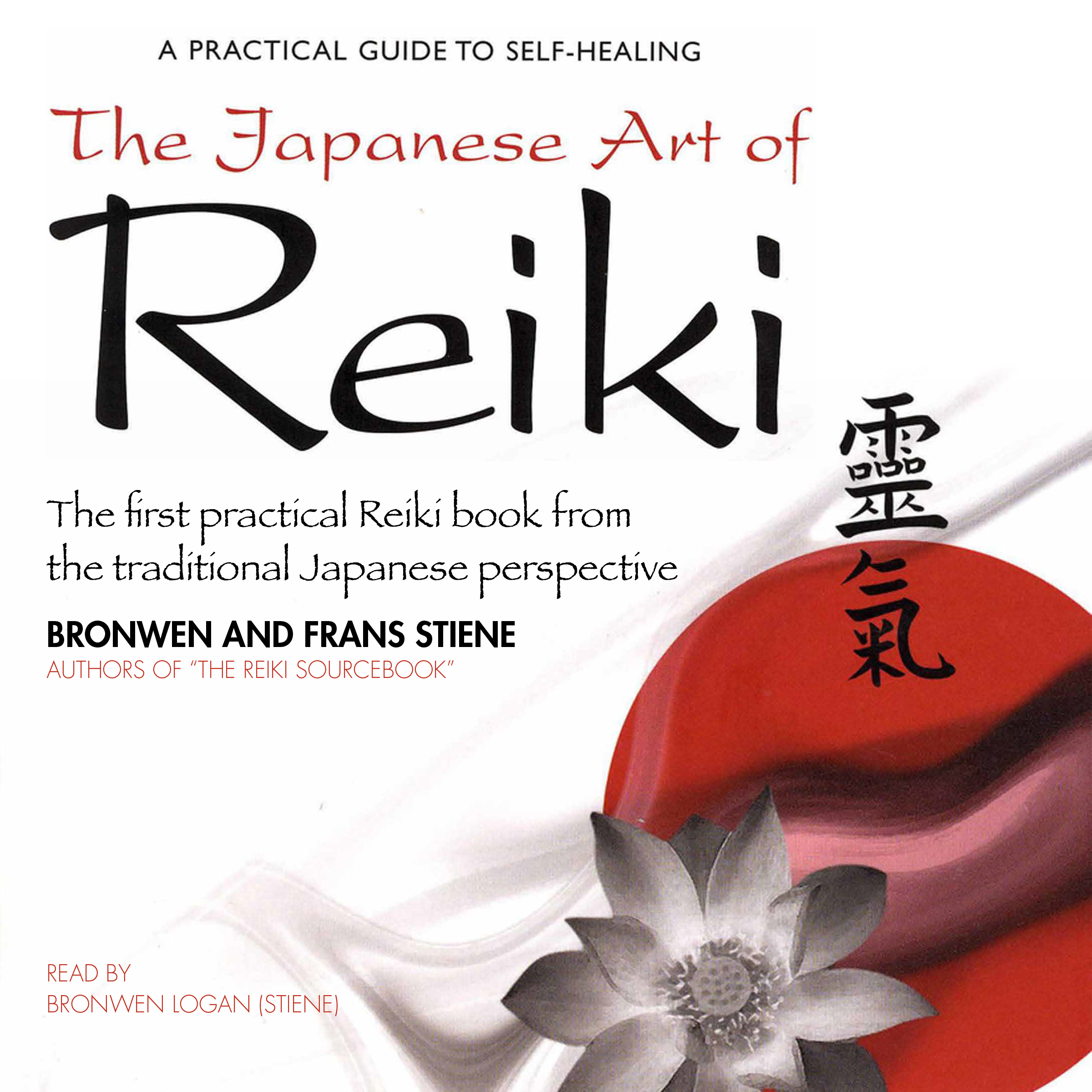 Printable The Japanese Art of Reiki: A Practical Guide to Self-Healing Audiobook Cover Art