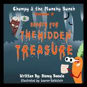 Search for the Hidden Treasure Audiobook, by Nancy Beaule
