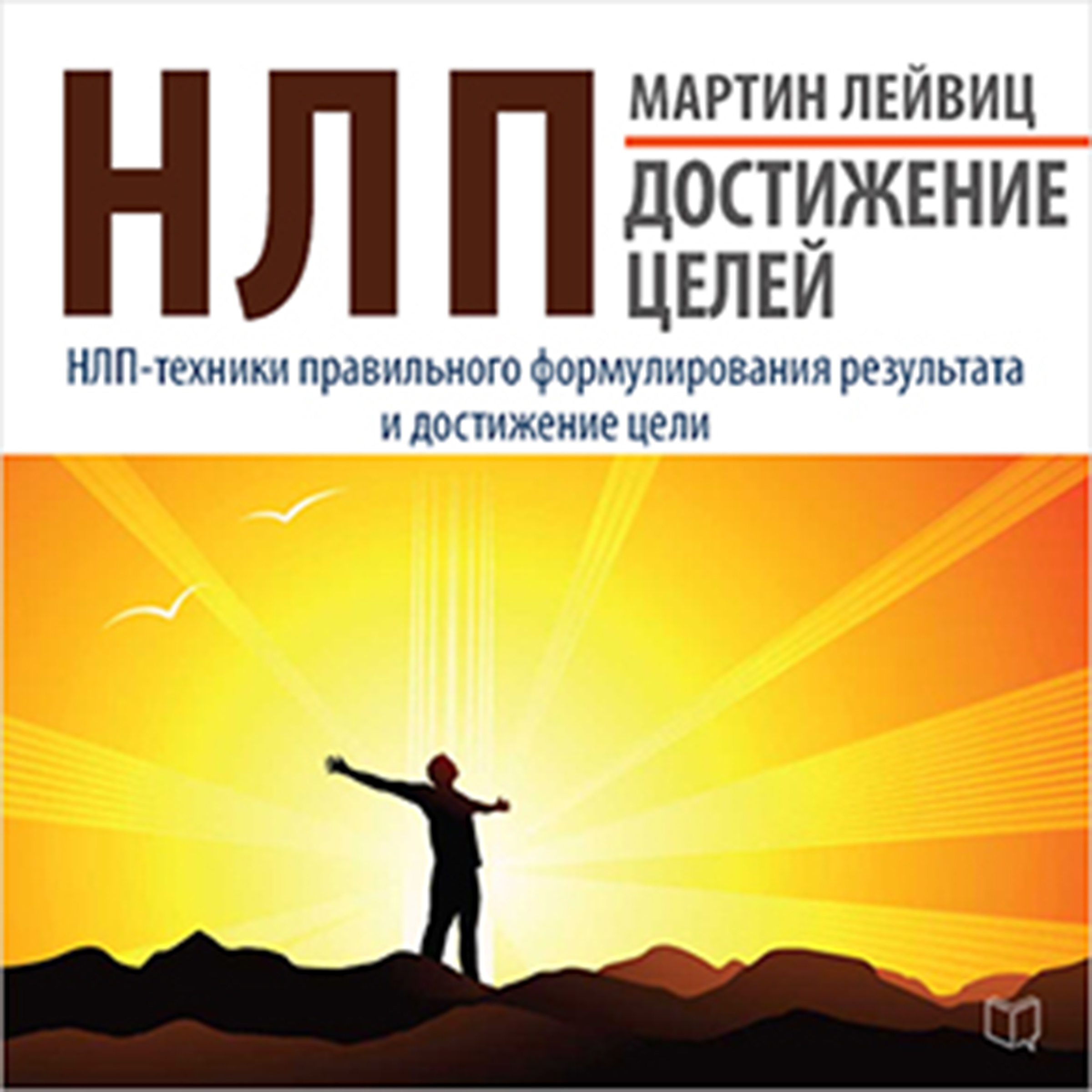 Printable NLP: Achievements of Goals [Russian Edition] Audiobook Cover Art