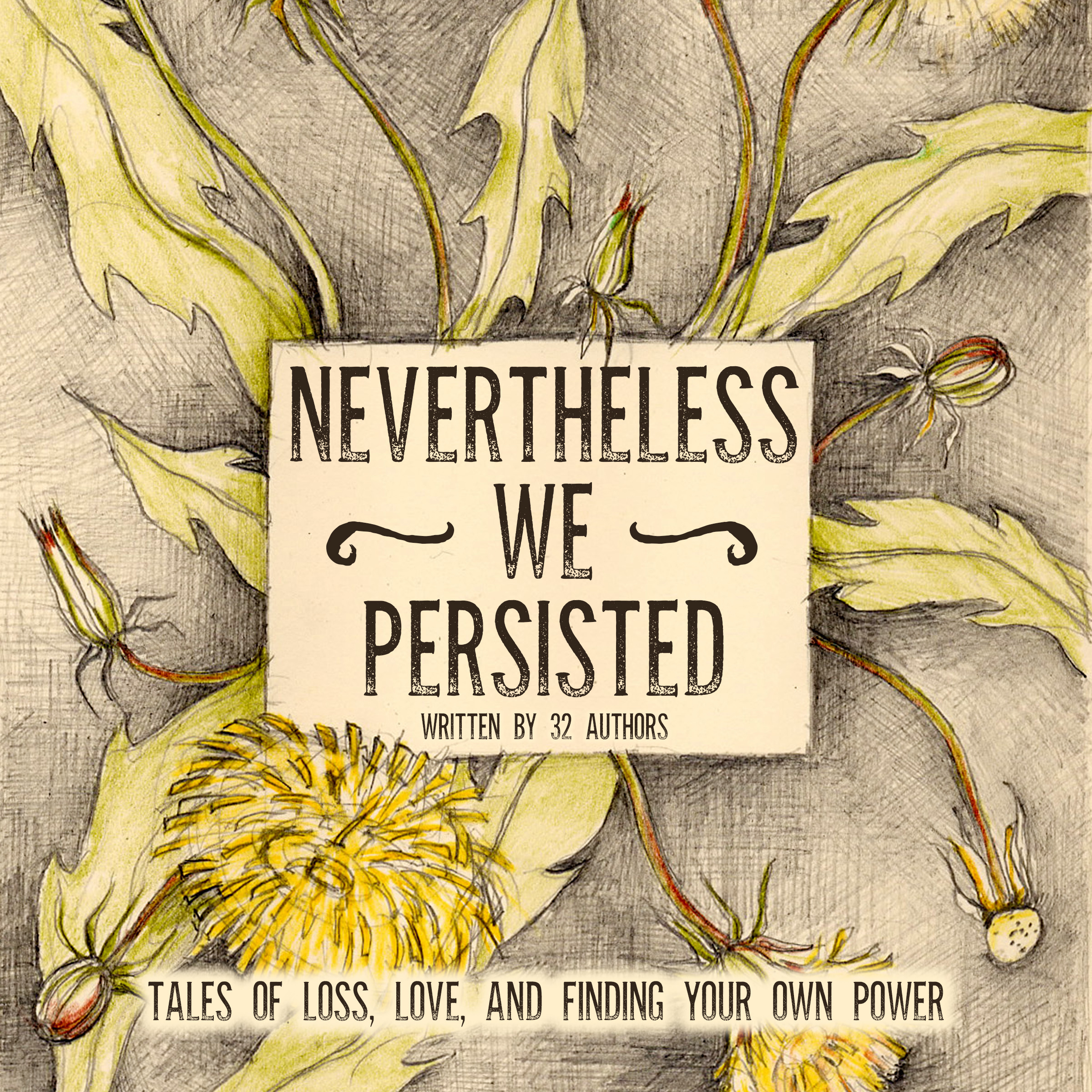 Printable Nevertheless We Persisted: 48 Voices of Defiance, Strength, and Courage Audiobook Cover Art