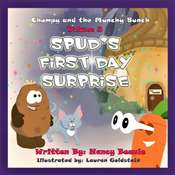 Spuds First Day Surprise Audiobook, by Nancy Beaule