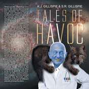 Tales of Havoc: Volume 1 Audiobook, by K. J. Gillispie