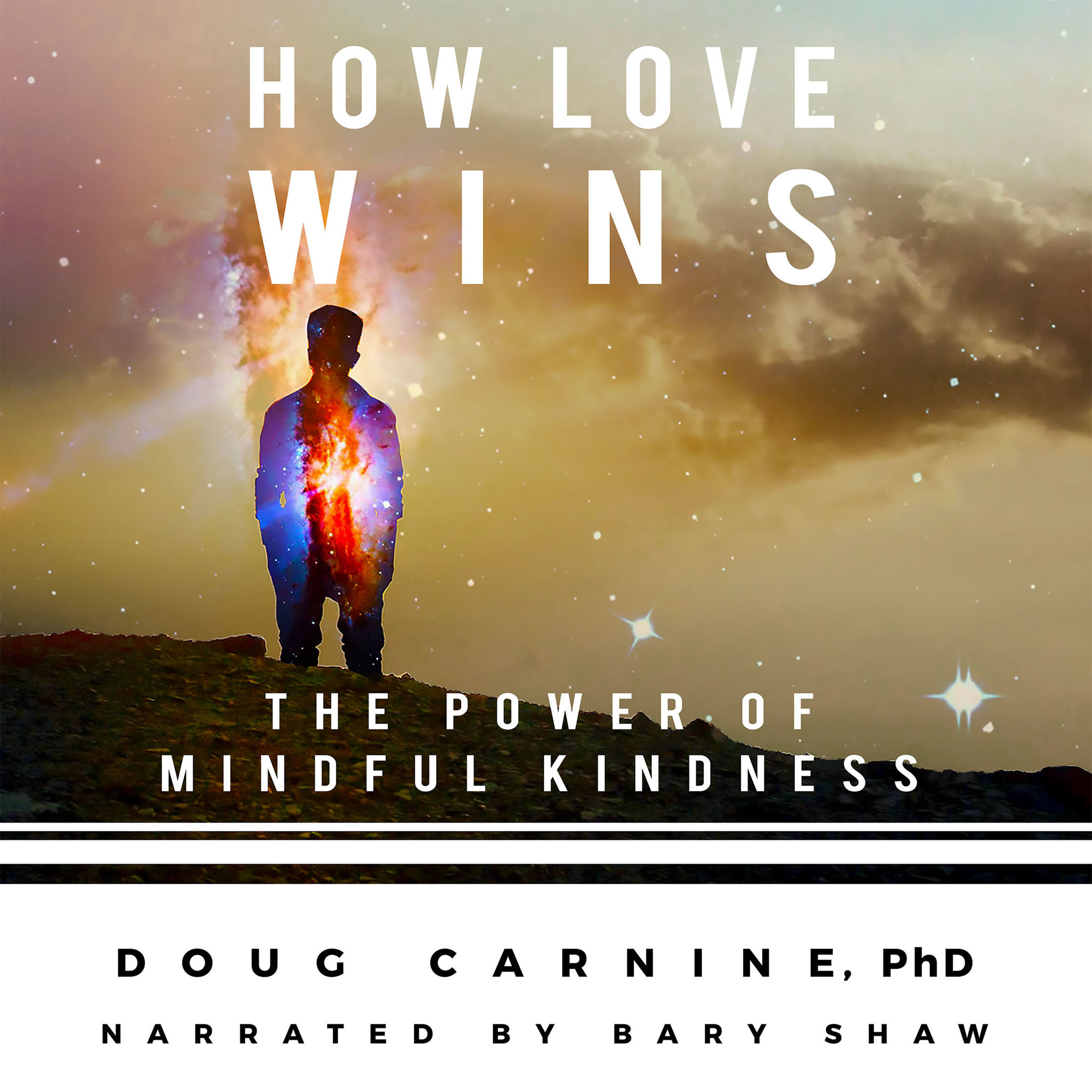 Printable How Love Wins: The Power of Mindful Kindness Audiobook Cover Art