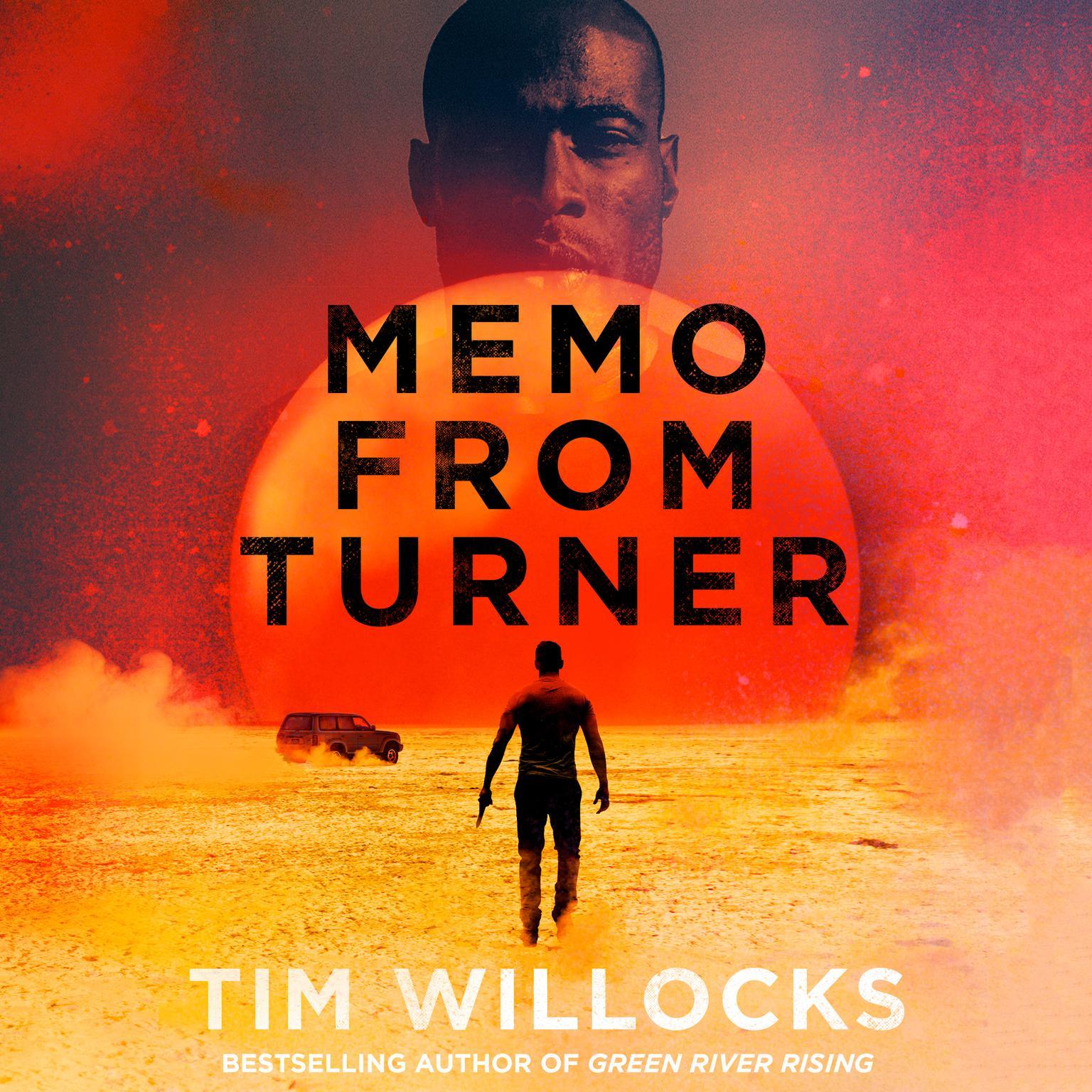 Printable Memo from Turner Audiobook Cover Art