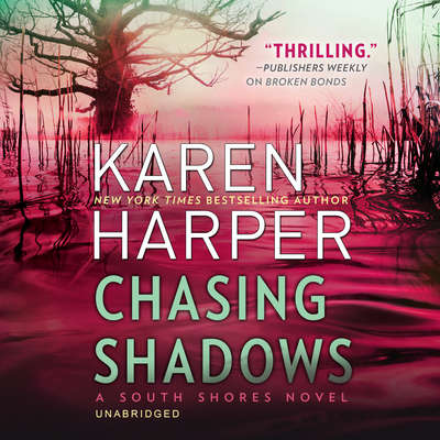 Chasing Shadows Audiobook, by Karen Harper