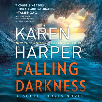 Falling Darkness Audiobook, by Karen Harper
