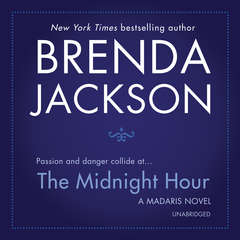 The Midnight Hour Audiobook, by Brenda Jackson
