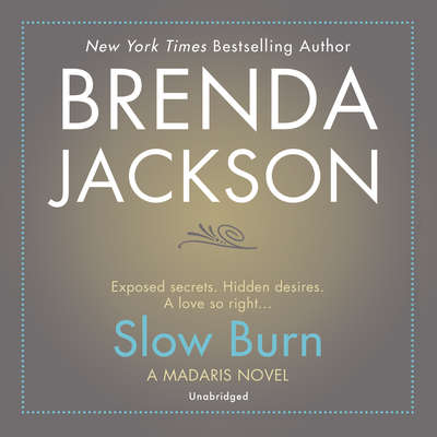 Slow Burn Audiobook, by Brenda Jackson