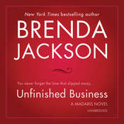 Unfinished Business Audiobook, by Brenda Jackson