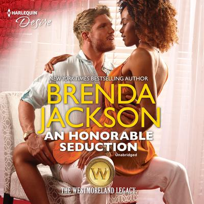 An Honorable Seduction Audiobook, by Brenda Jackson