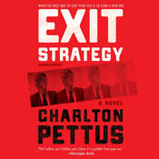Exit Strategy Audiobook, by Charlton Pettus