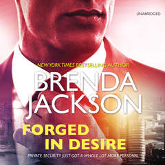 Forged in Desire Audiobook, by Brenda Jackson