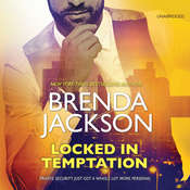 Locked in Temptation Audiobook, by Brenda Jackson