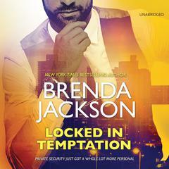 Locked in Temptation: The Protectors Audiobook, by Brenda Jackson