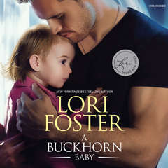A Buckhorn Baby: The Buckhorn Brothers Audiobook, by Lori Foster