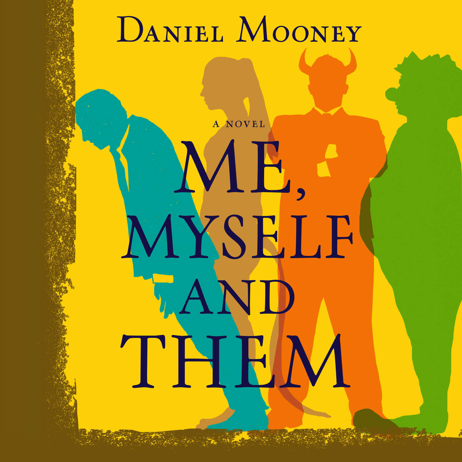 Me, Myself, and Them Audiobook, by Daniel Mooney
