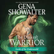 The Darkest Warrior Audiobook, by Gena Showalter