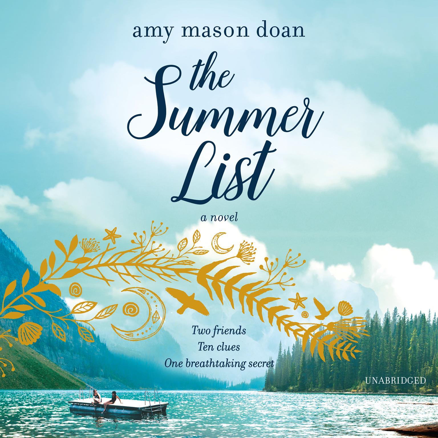The Summer List: A Novel Audiobook, by Amy Mason Doan