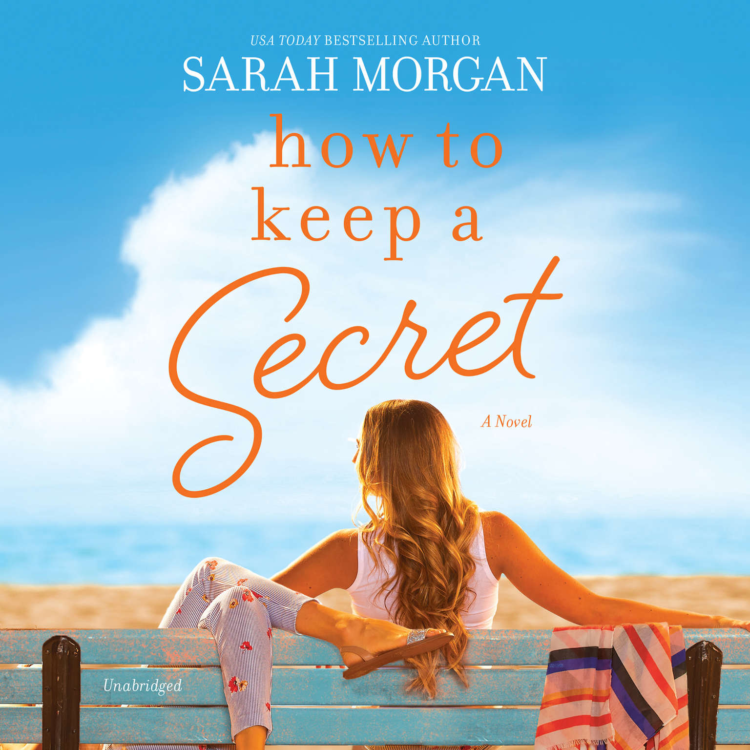 How to Keep a Secret Audiobook, by Sarah Morgan