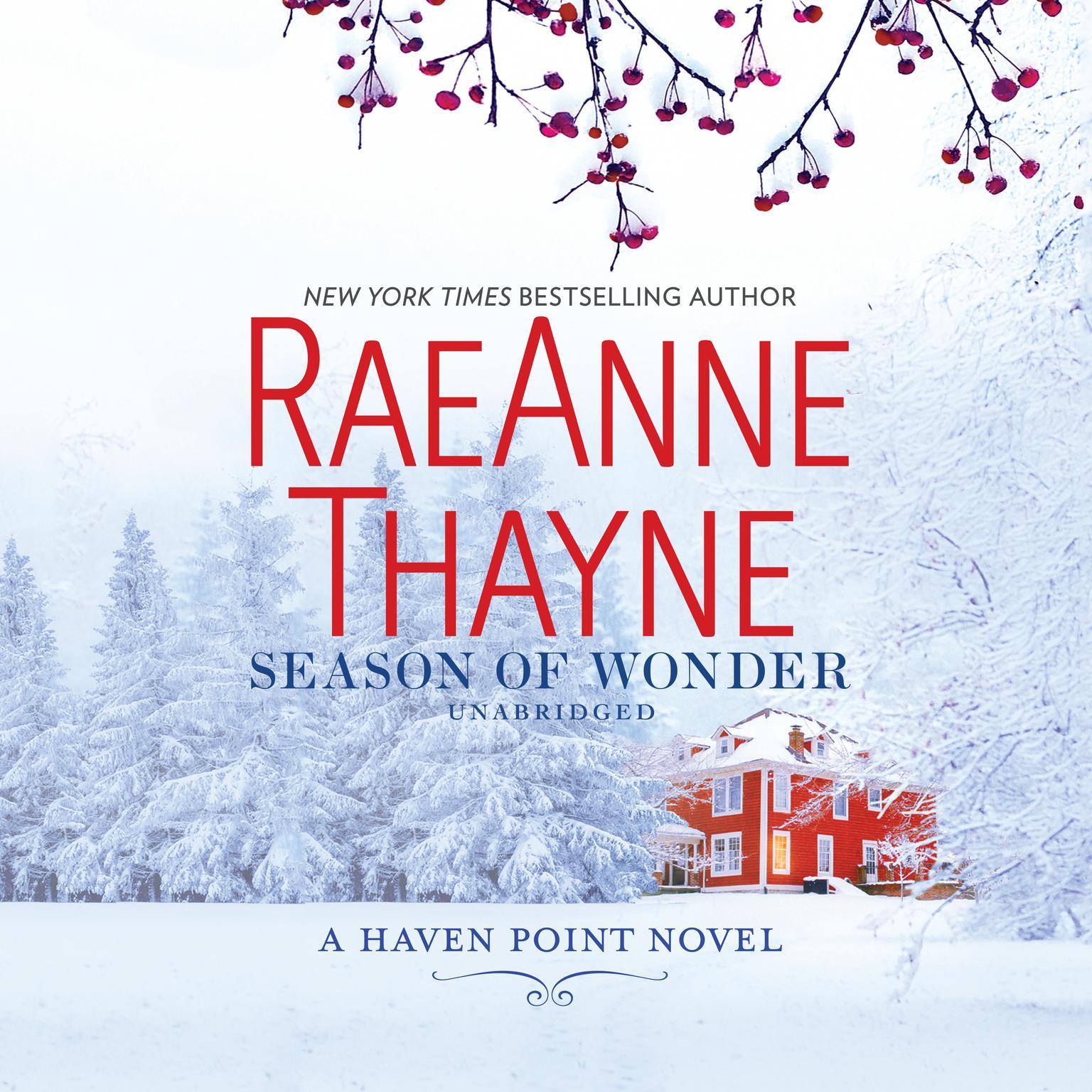 Season of Wonder Audiobook, by RaeAnne Thayne
