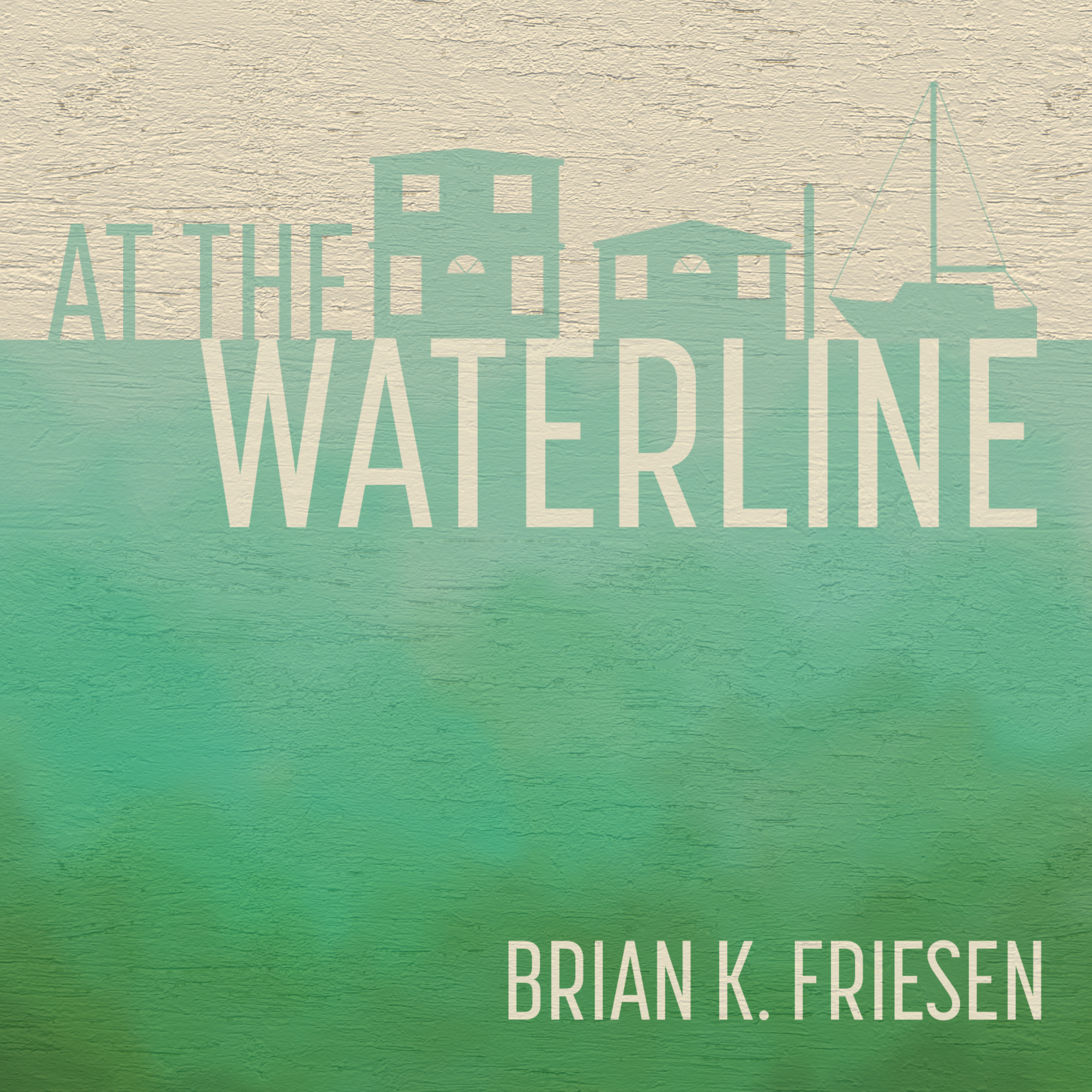 Printable At the Waterline Audiobook Cover Art
