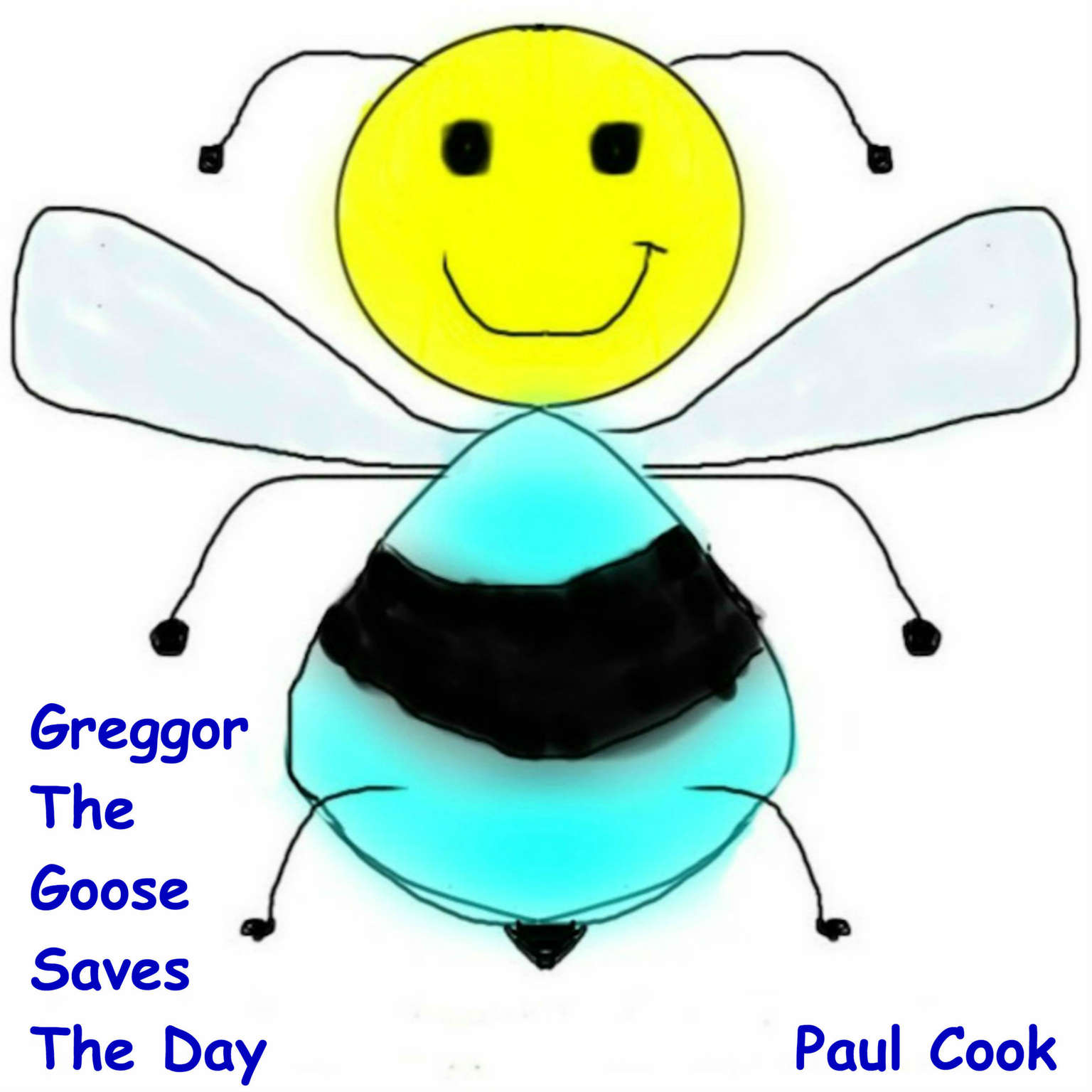 Greggor the Goose Saves the Day Audiobook, by Paul Cook