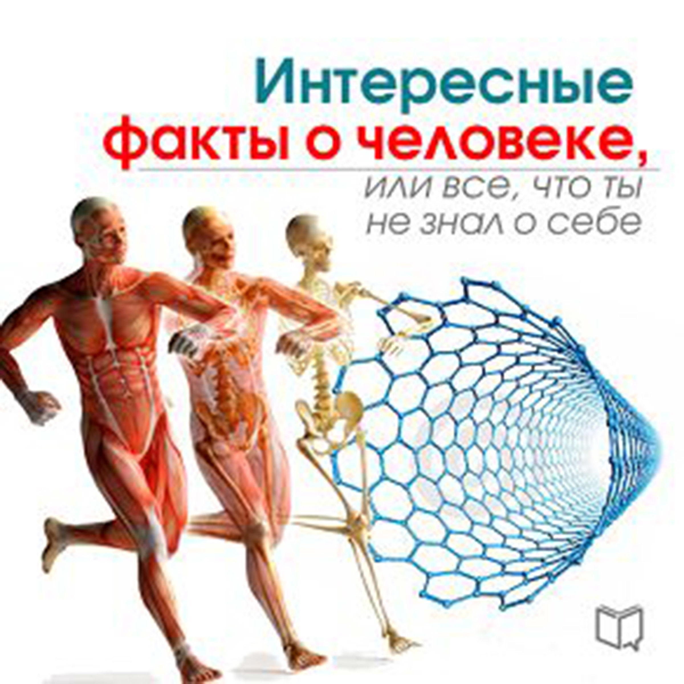 Printable The Interesting Facts About Man: All You Don't Know About Yourself [Russian Edition] Audiobook Cover Art