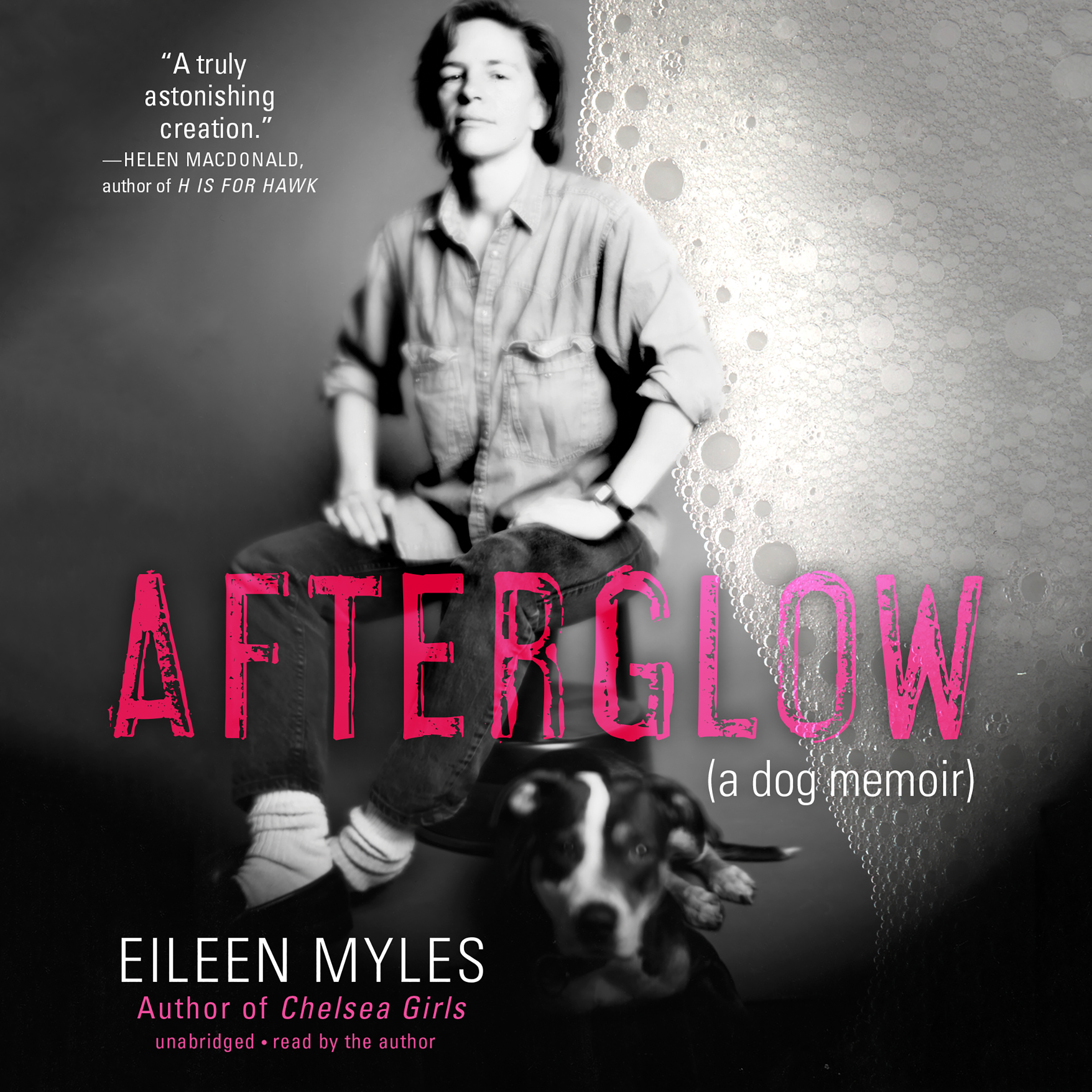 Printable Afterglow: A Dog Memoir Audiobook Cover Art