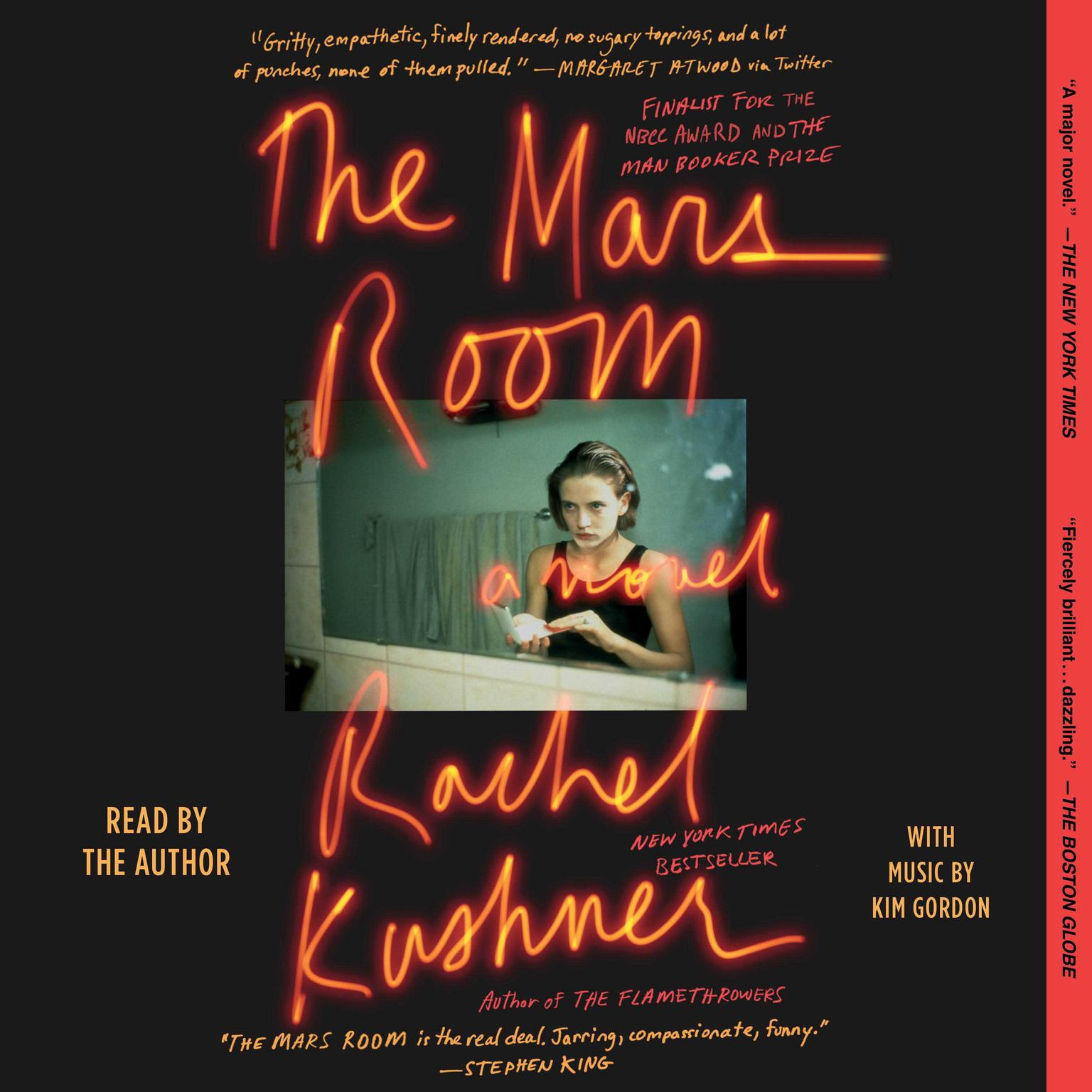 Printable The Mars Room: A Novel Audiobook Cover Art