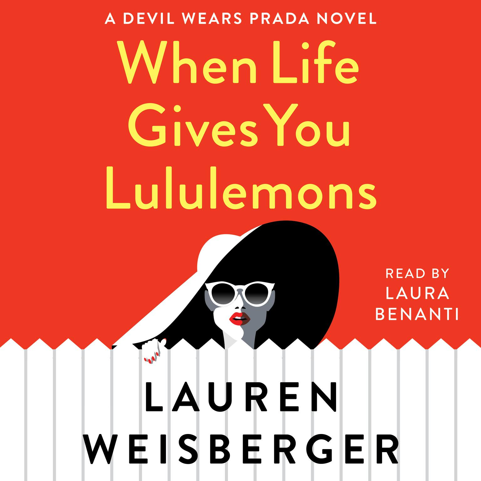 Printable When Life Gives You Lululemons Audiobook Cover Art