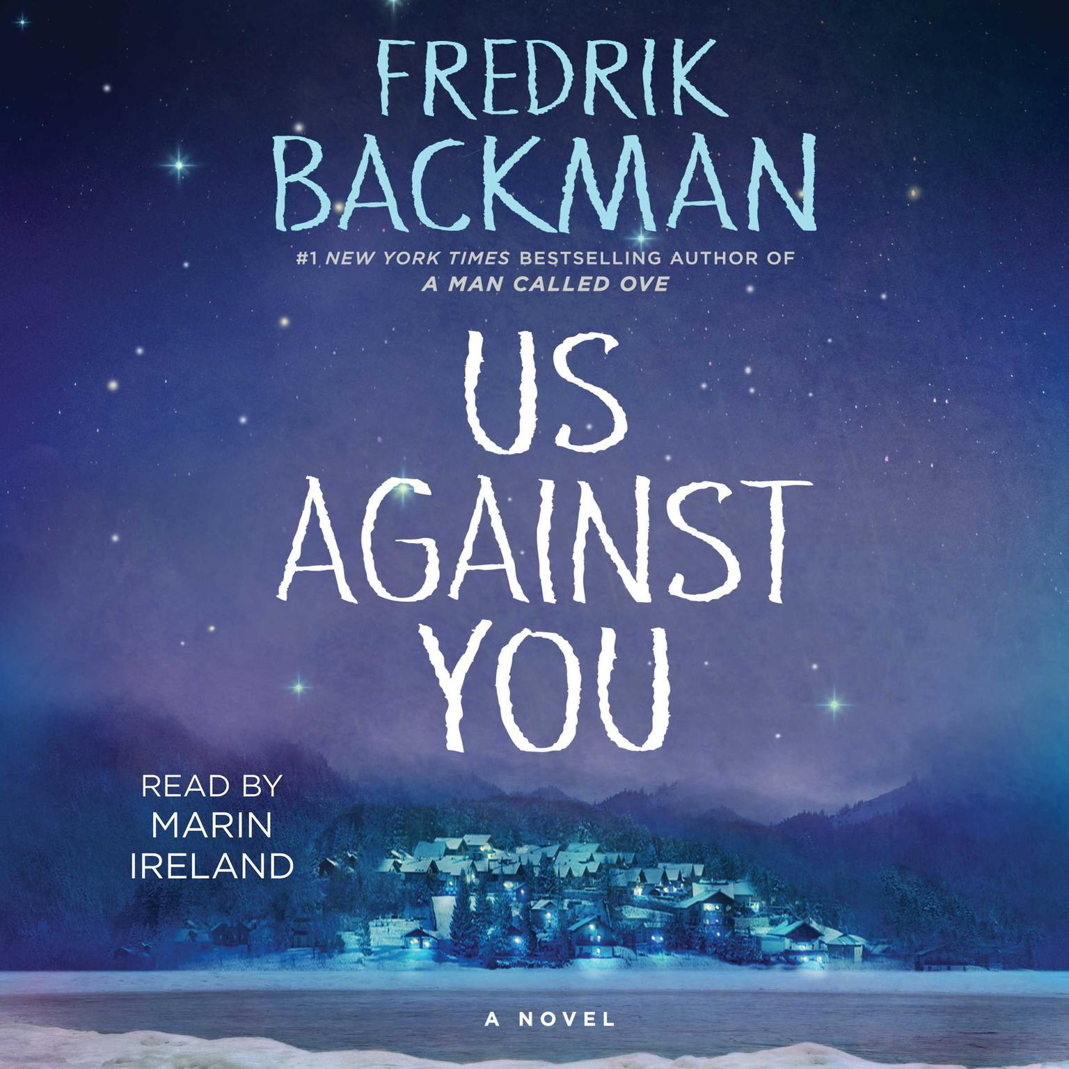 Printable Us Against You: A Novel Audiobook Cover Art