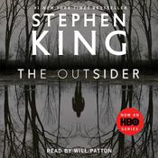 The Outsider Audiobook, by Stephen King