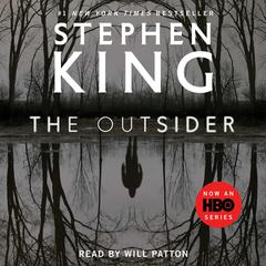 The Outsider: A Novel Audiobook, by