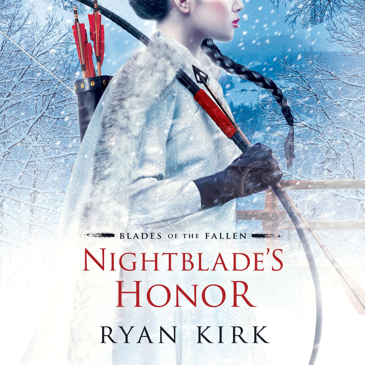 Nightblades Honor Audiobook, by Ryan Kirk