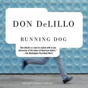Running Dog Audiobook, by Don DeLillo