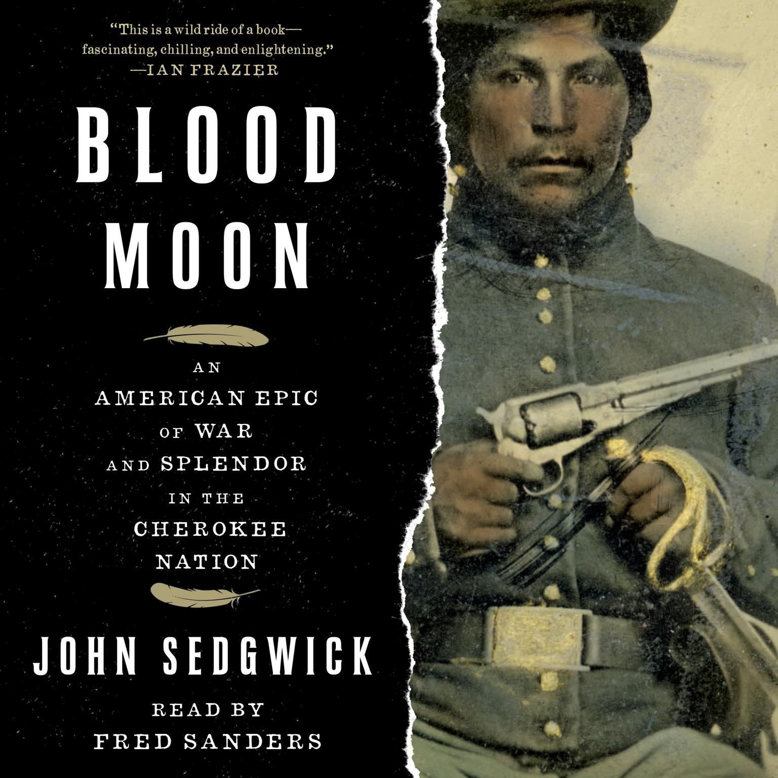 Printable Blood Moon: An American Epic of War and Splendor in the Cherokee Nation Audiobook Cover Art
