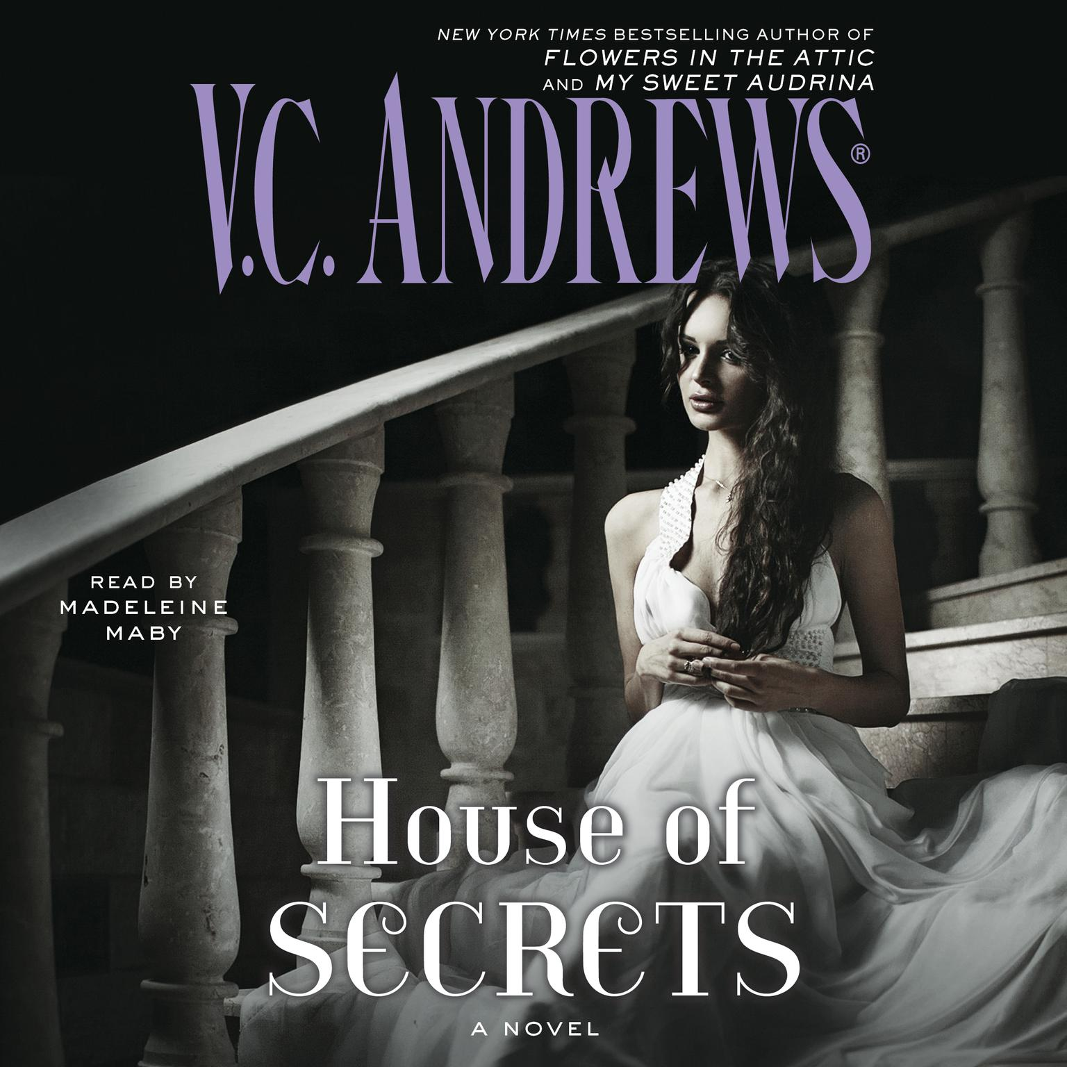 Printable House of Secrets: A Novel Audiobook Cover Art