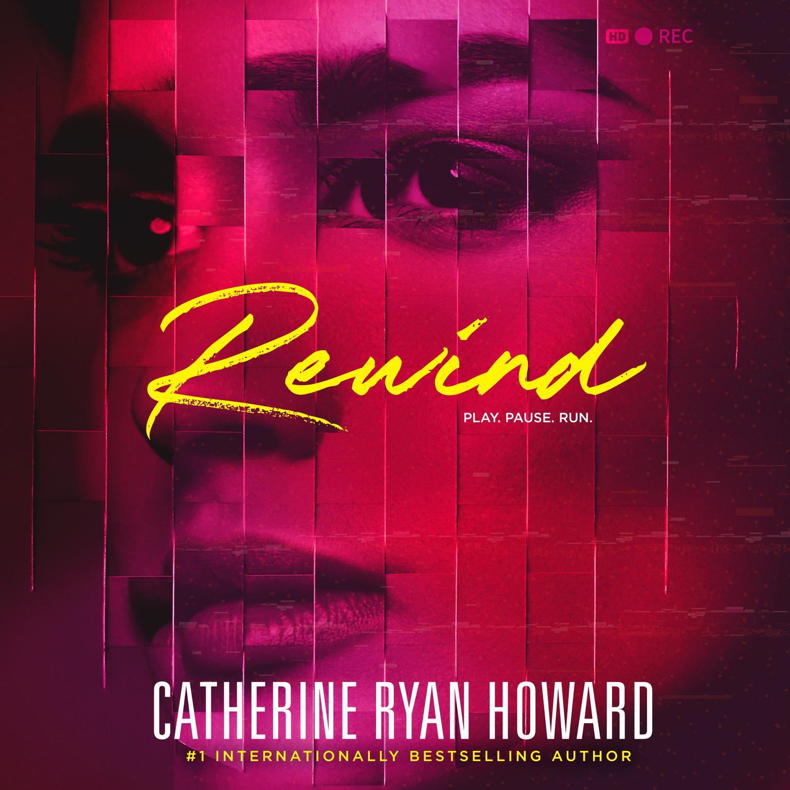 Rewind Audiobook, by Catherine Ryan Howard