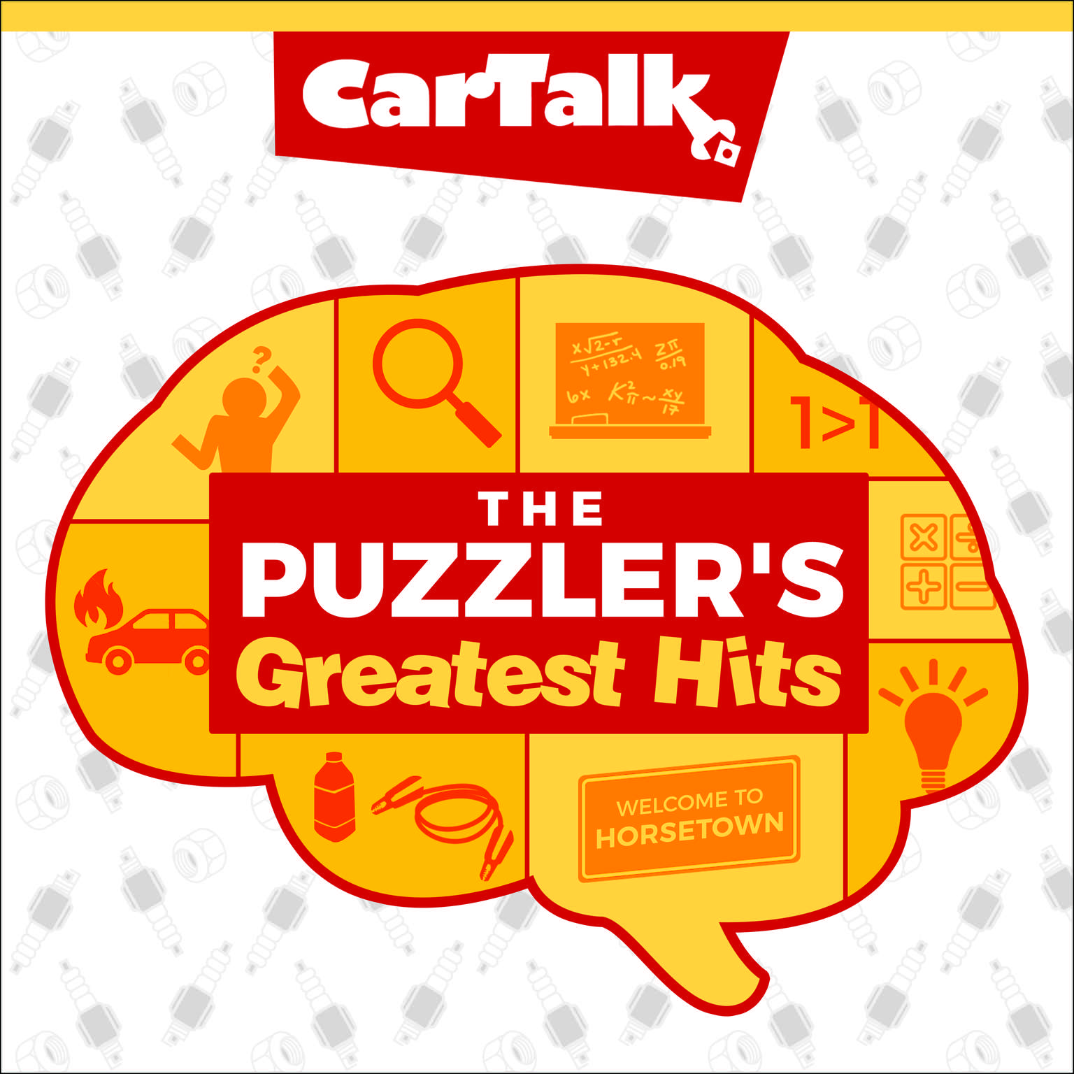 Car Talk: The Puzzler's Greatest Hits Audiobook, by Tom Magliozzi