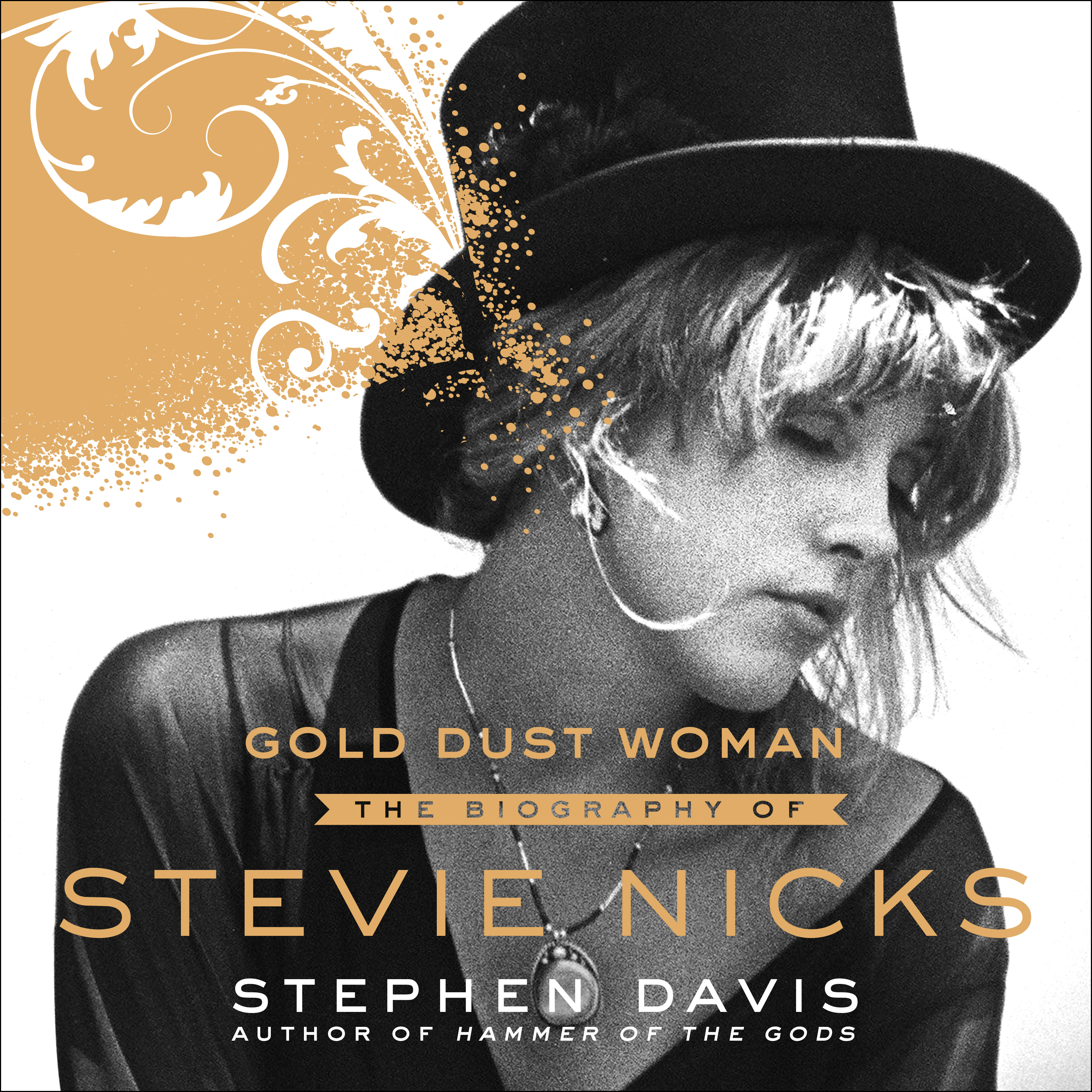 Printable Gold Dust Woman: The Biography of Stevie Nicks Audiobook Cover Art