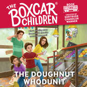 The Doughnut Whodunit Audiobook, by Gertrude Chandler Warner