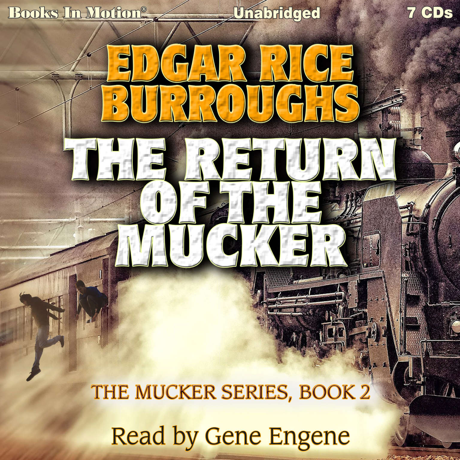 The Return of the Mucker Audiobook, by Edgar Rice Burroughs