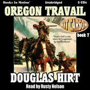 Oregon Travail Audiobook, by Douglas Hirt