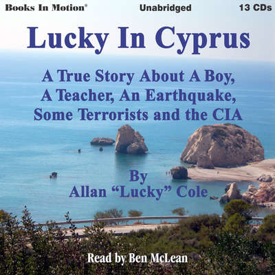Lucky In Cyprus Audiobook, by Allan Cole