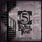 5 Levels of Fear Audiobook, by Sable Jak